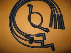 FIAT UNO(86-92) FIAT PANDA(86-92) VOLVO 400(88-) NEW IGNITION LEADS SET - AS803